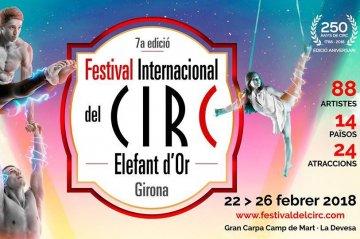 Жюри VII Международного циркового фестиваля в Испании