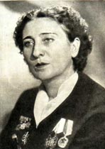 Народная артистка СССР ЛИДИЯ ЧЕРНЫШЕВА