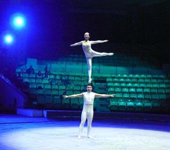 Ижевский цирк готовится к проведению циркового фестиваля