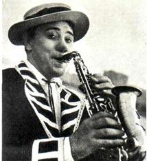 Григореску (Григо), музыкальный эксцентрик из Румынии