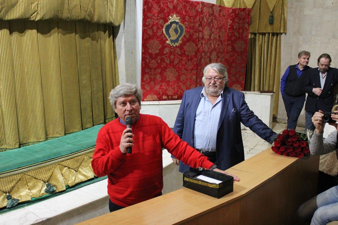 Театру «Уголок дедушки Дурова» - 105 лет
