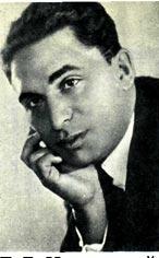 Советский актер Георгий Борисович Немчинский