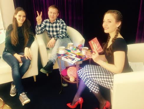 Алсу Кисс и Антон Богданов в программе «Circus Glamour»
