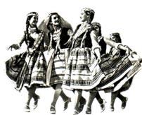 Первый концерт ансамбля песни и танца «Летува»