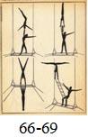 Схема циркового аппарата и несколько трюков силовой акробатики.