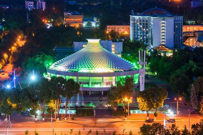 Программа мероприятий посвященных 45-летию ГККП «Казгосцирк»