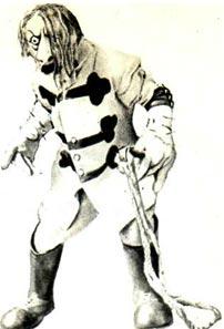КАРАНДАШ в антифашистской интермедии (1943 г.)