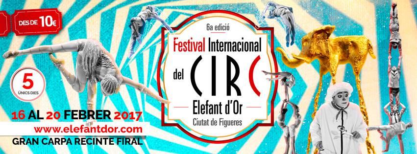 В Испании пройдет VI Международный цирковой фестиваль «Город Фигерес»