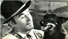 Борис Вяткии с Манюней