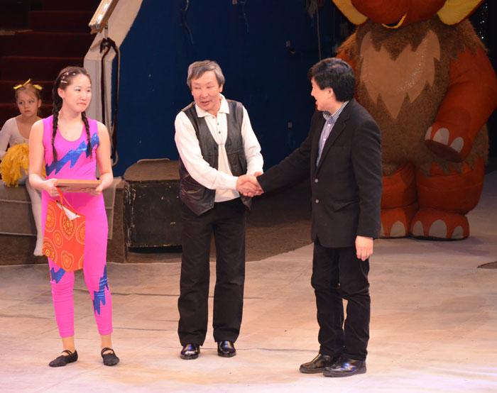 Названы победители детского циркового фестиваля «Мамонтенок-2015»