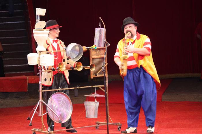 Итоги 2-ого Китайского международного циркового фестиваля в г. Чжухай