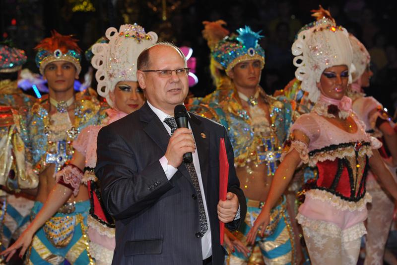 И.Г. Кузьмин о судьбе фестиваля «Принцесса цирка» и предстоящем конкурсе на пост главы Росгосцирка