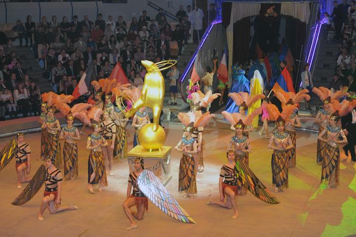 Цирковой фестиваль ижевск