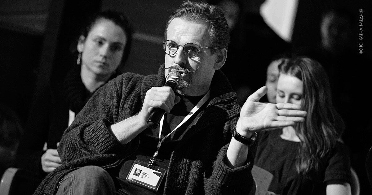 Павел Брюн: о выступлении Эдгарда Запашного на заседании Совета по Культуре