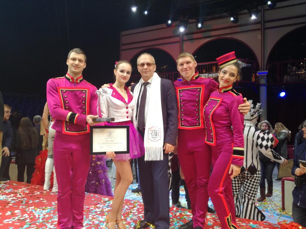 Итоги циркового фестиваля в Жироне
