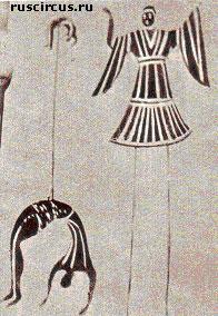 Рельеф периода династии Хань