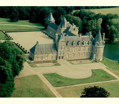 Корпоративный праздник в старинном французском замке