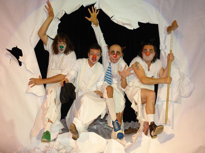 Новый репертуарный спектакль Театра кошек