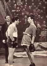 Леонид Енгибаров сумел вдохнуть в старое антре «Бокс» новую жизнь