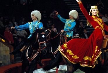 конный ансамбль «Алания»