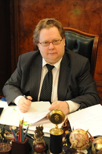 А. Д. Калмыков генеральный директор Росгосцирка