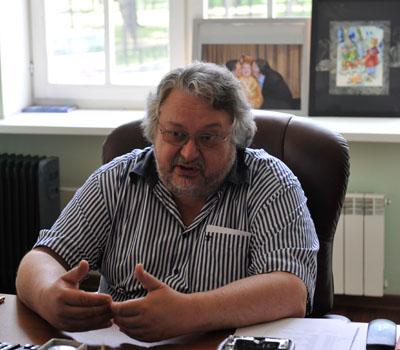 Юрий Дуров. Фото Александра Рыбкина
