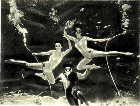 Подводный цирк