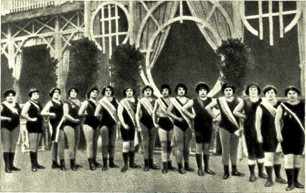 Фамилий прославленных цирковых борцов