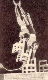 Вьетнамский цирк