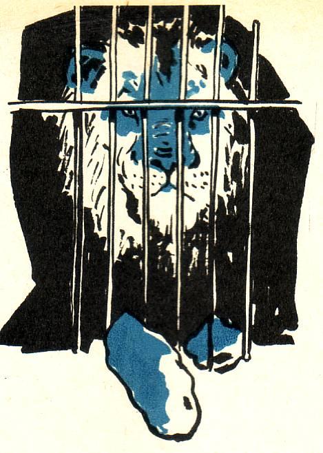 Глава из книги В. Филатова и А. Аронова «Медвежий цирк»