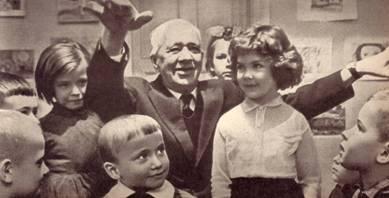 Цирк в семье Никулиных был любимым развлечением
