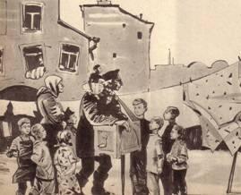 Жили эти ребята на рабочей окраине Петрограда