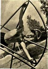 Упражнения на рейнском колесе