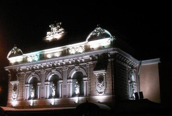 Цирк в Санкт-Петербурге