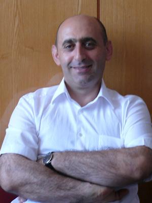 Ахмед Икши – глава компании «Harmony Organization»