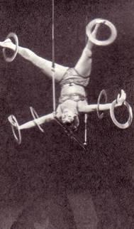 Аурелия Аугустино – прекрасная гимнастка