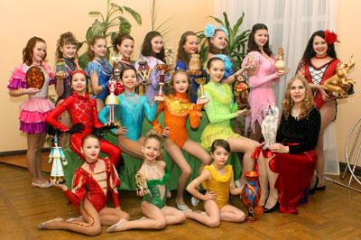Студии циркового искусства «Принцессы Цирка»  г. Пермь – 30 лет