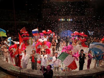 IV Международный Фестиваль  циркового искусства в Ижевске