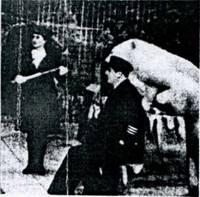 Михаил Подчерников и его белые медведи