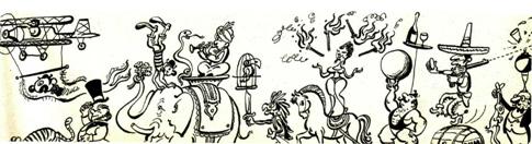 Иллюстрация к рассказу БАРНУМ и ШЕКСПИР