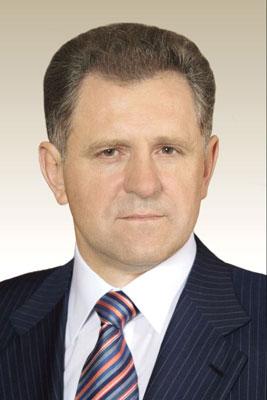 Президент Удмуртии А. Волков