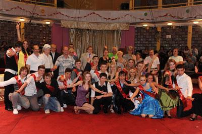 Выпуск ГУЦЭИ 2011 год