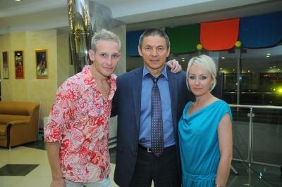 Анна и Максим Гордеевы, первое место на междурародном цирковом фестивале Эхо Азии