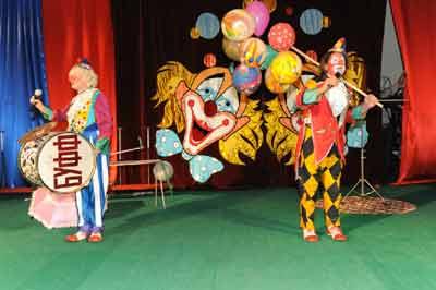 Представление Цирк веселых зверей  в цирке-шапито «Братеево»