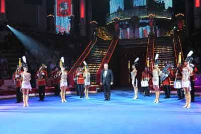 X Московский международный молодежный  фестиваль-конкурс циркового искусства