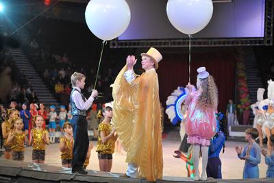 II Всероссийский фестиваль – конкурс «Под Куполом Мечты»