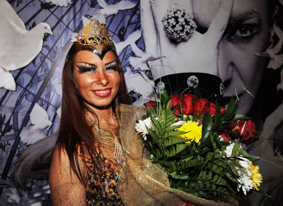 Людмила Суркова - принцесса российского цирка 2011