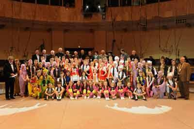 Детский цирковой фестиваль «Цирк будущего»