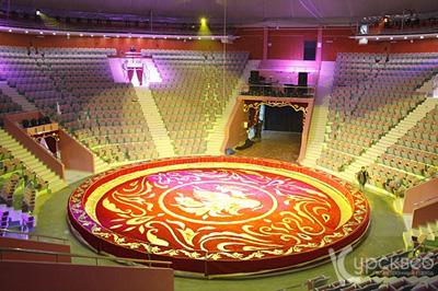 Арена курского цирка