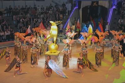 Говорят участники  V Международного фестиваля циркового искусства в Ижевске
